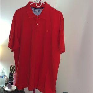 Izod Mens Polo Shirt Like New